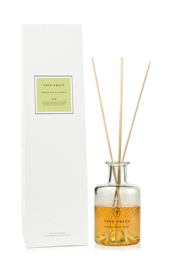 Village Reed Diffuser - Green Tea & Citrus