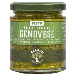 Traditional Genovese Pesto
