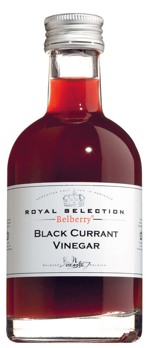 Black Currant Vinegar