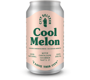 Load image into Gallery viewer, City Seltzer Cool Melon