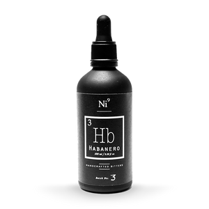 Load image into Gallery viewer, Ni9 Habanero Bitters