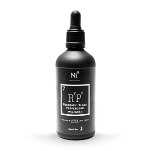 Load image into Gallery viewer, Ni9 Rosemary Black Peppercorn Bitters