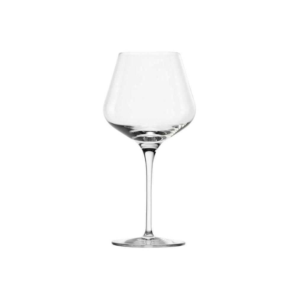 Load image into Gallery viewer, Burgundy Wine Glass Set of 4