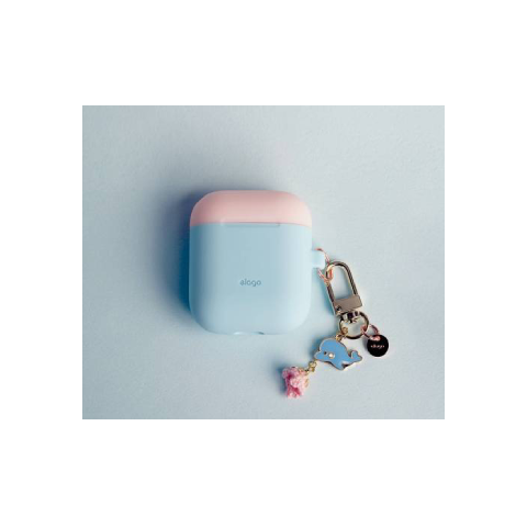 AirPods Keyring - Dolphin