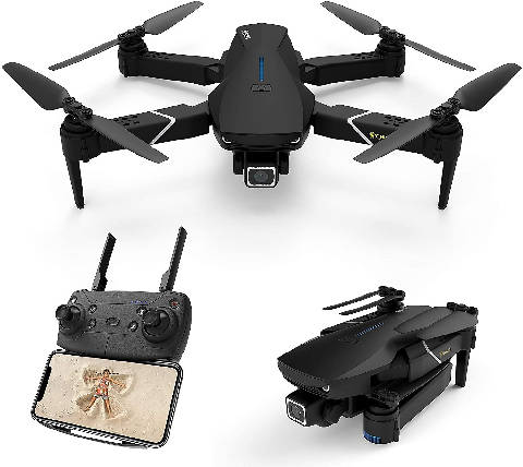 EACHINE E520S Drone com Camera 4K wifi 5G