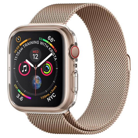 Capa Apple Watch Series 5 / 4 (40 - 44mm) Liquid Crystal