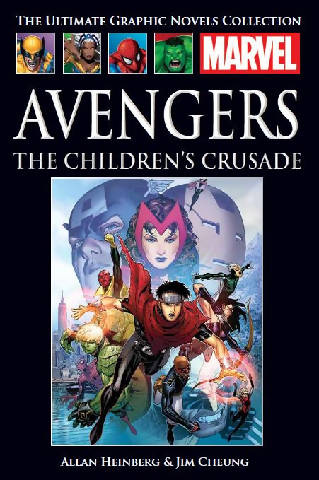 Avengers The Children's Crusade ultimate grapic novel collection (Capa Dura)