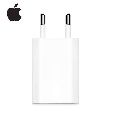 Adaptador USB Apple 5w para ipad/iphone 5/6/7/8/x/11pro/apple watch