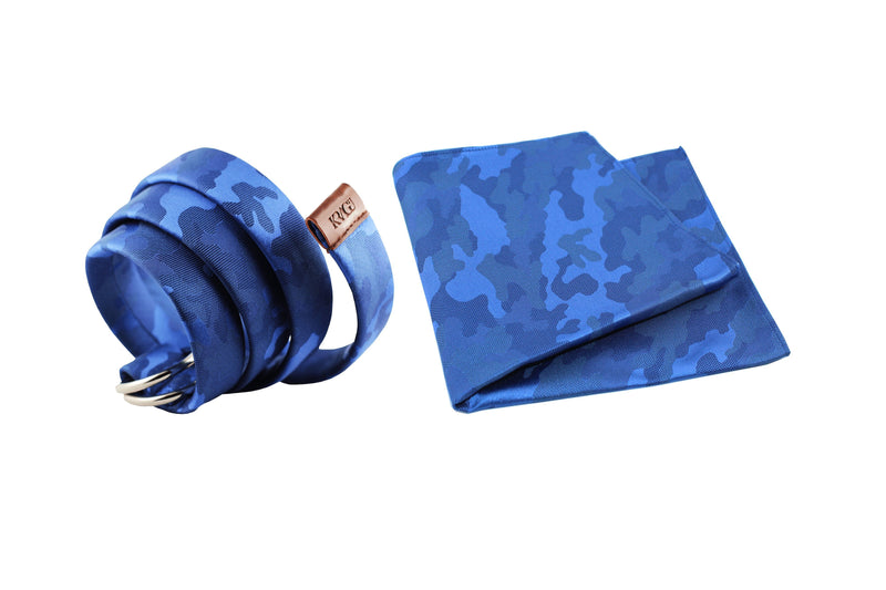 KRAGÜ CAMOUFLAGE BLUE SET - LIMITED EDITION - KRAGÜ GmbH