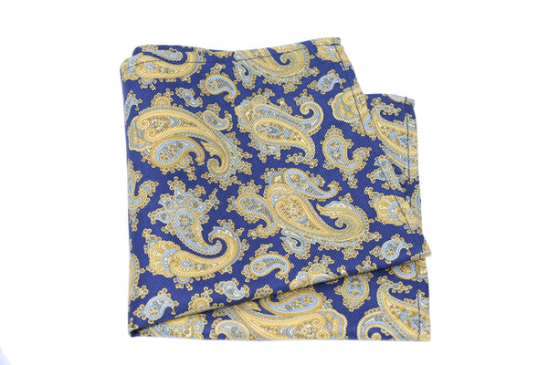 KRAGÜ POCKET SQUARE GOLDEN AGE - KRAGÜ GmbH
