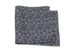 KRAGÜ POCKET SQUARE PAISLEY LONDON FOG - KRAGÜ GmbH