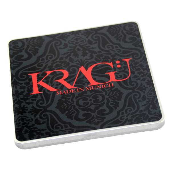 KRAGÜ POCKET SQUARE PAISLEY ROYAL NIGHT - KRAGÜ GmbH