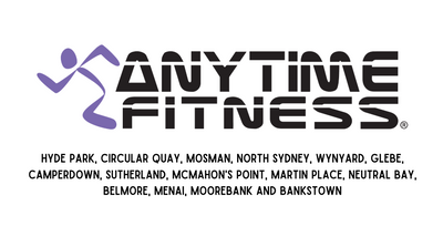 Proud Partner of Anytime Fitness