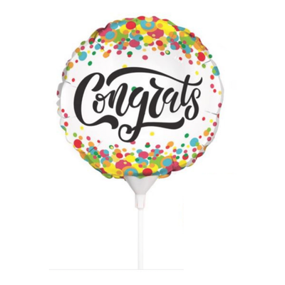 Congratulations Balloon - Treat 'Em
