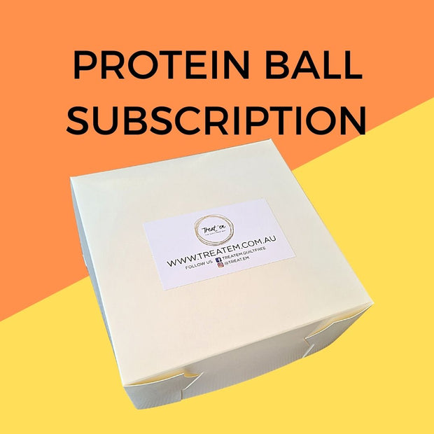 protein ball subscription