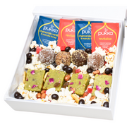 healthy dessert box classic celebration