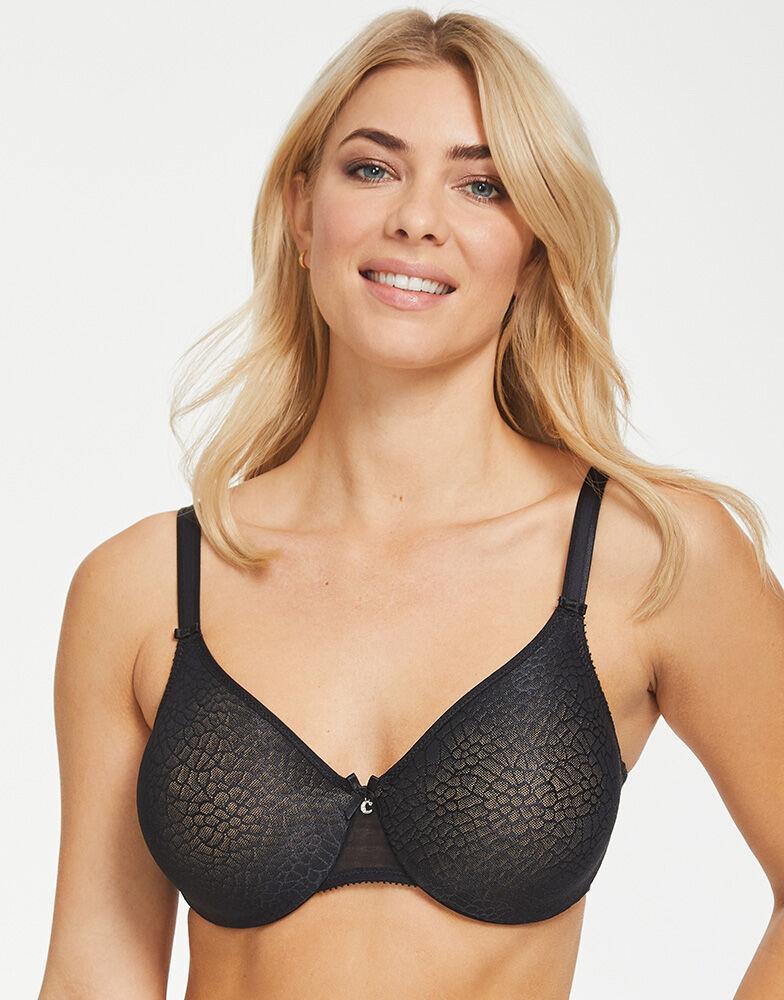 ReggisenoChantelleC Magnifique Seamless Unlined Minimizer - BlackSTIRPARO Lingerie Stylists