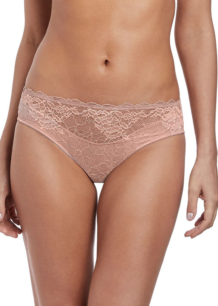 SlipWacoalLACE PERFECTION Brief - Rose MistSTIRPARO Lingerie Stylists