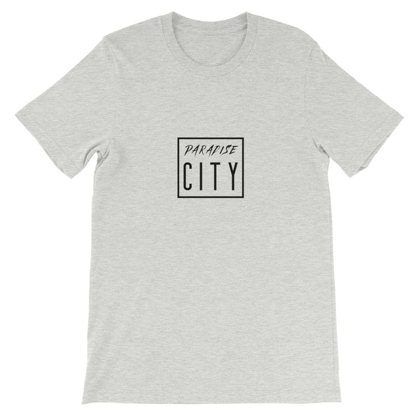 Short-Sleeve Unisex T-Shirt: Paradise City