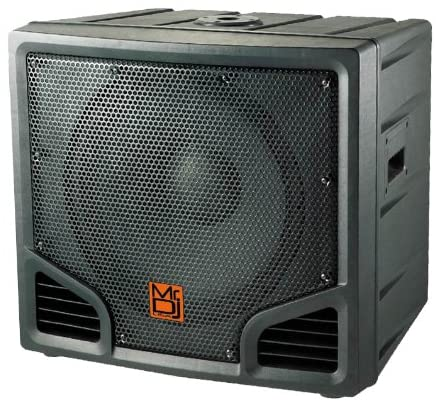 MR DJ PRO-SUB15 <br/>15-Inch 5400W Passive Unpowered PA DJ Stage Subwoofer