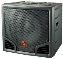 Load image into Gallery viewer, MR DJ PRO-SUB15 <br/>15-Inch 5400W Passive Unpowered PA DJ Stage Subwoofer