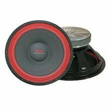 Load image into Gallery viewer, Mr. Dj PA210 450 watts 50 Magnet Subwoofer, Black