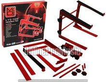 Load image into Gallery viewer, Mr. Dj LTS-109RD DJ Laptop Stand for Musical Instruments Reading (Red)