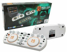 Load image into Gallery viewer, MR DJ MVDJ-1000 <br/>USB DJ Controller MIDI Player with Illuminated Buttons White