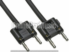 Load image into Gallery viewer, Mr. Dj CBB6 6-Feet Banana Male to Banana Male Speaker Cable