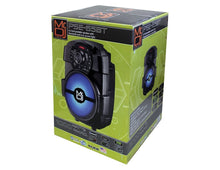 "Load image into Gallery viewer, MR DJ PSE65BT<br/> 6.5"" Portable Active Speaker with Rechargeable Battery Party Speaker with Bluetooth 1000 Watts P.M.P.O"