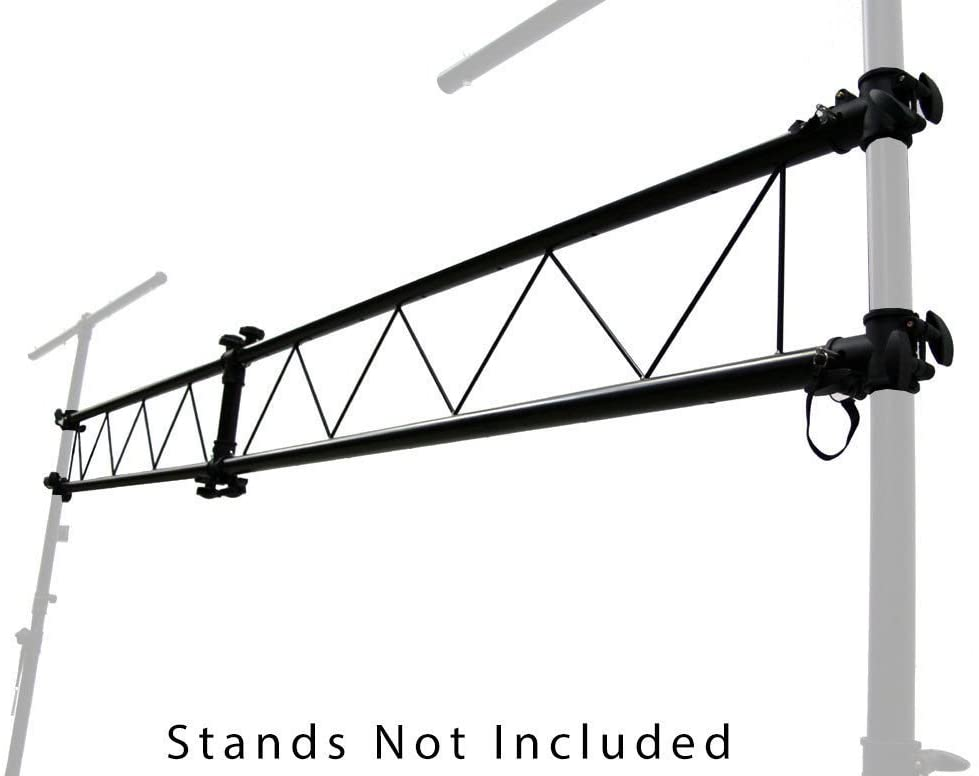 MR DJ LSBS10 10 Foot I Beam Section <BR/>Pro Audio DJ Light Lighting Portable Truss 10 Foot I Beam Section Add to Speaker stands or Extension