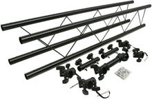 Load image into Gallery viewer, MR DJ LSBS10 10 Foot I Beam Section <BR/>Pro Audio DJ Light Lighting Portable Truss 10 Foot I Beam Section Add to Speaker stands or Extension