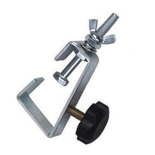 Load image into Gallery viewer, Mr.Dj CL-22 Universal Heavy Duty Standup Site Type Light Clamp