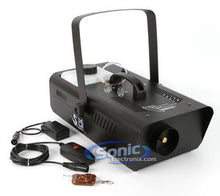 Load image into Gallery viewer, MR DJ DRAGON2500<BR/> 2500W fog smoke machine with wire & wireless remote & fog fluid, quick heat-up thick fog