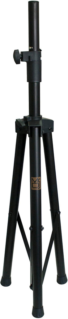 MR DJ SS450 <br/>Universal Heavy-Duty Pro Black Folding Tripod DJ PA Home On Stage Speaker Light Stand with Mounting Plate