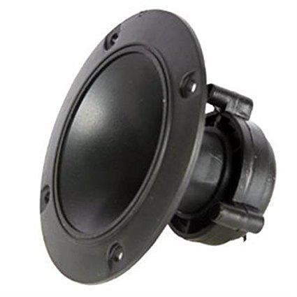 Mr. Dj Compressor Tweeter TWR300 - 300 Watts, Black