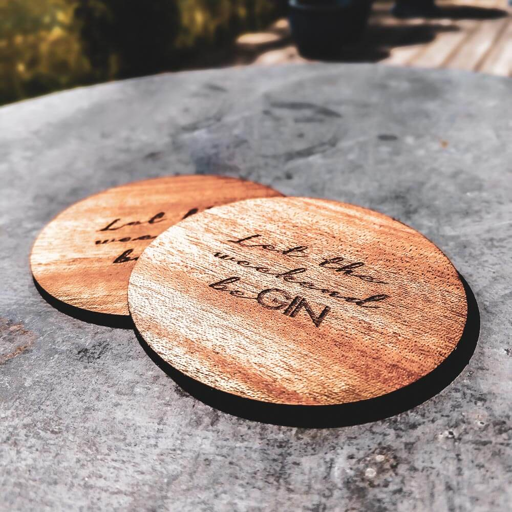 Let The Weekend Begin Coasters