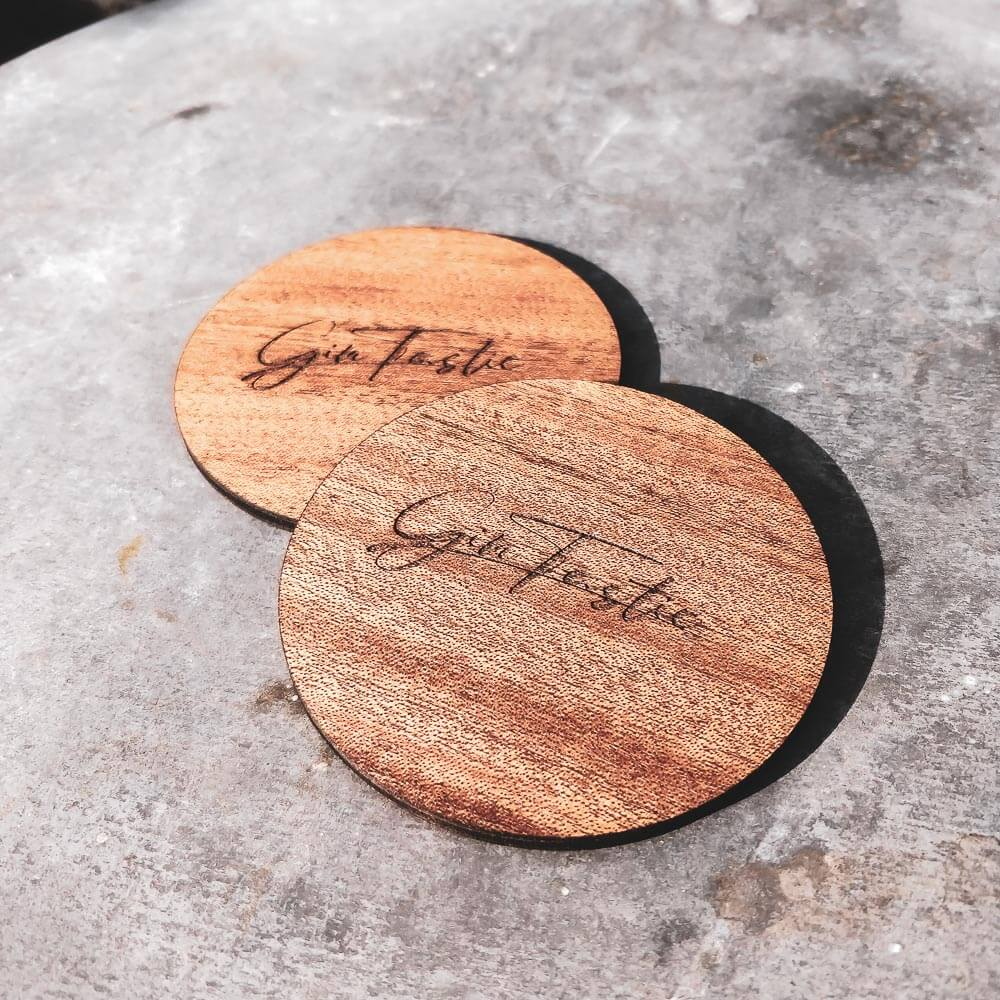 Gintastic Coasters
