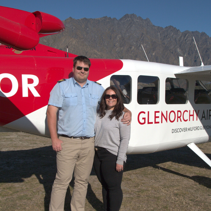 Faces of Tourism Series - Glenorchy Air
