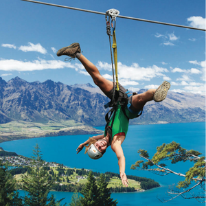 Kea 6-Line Tour - Queenstown