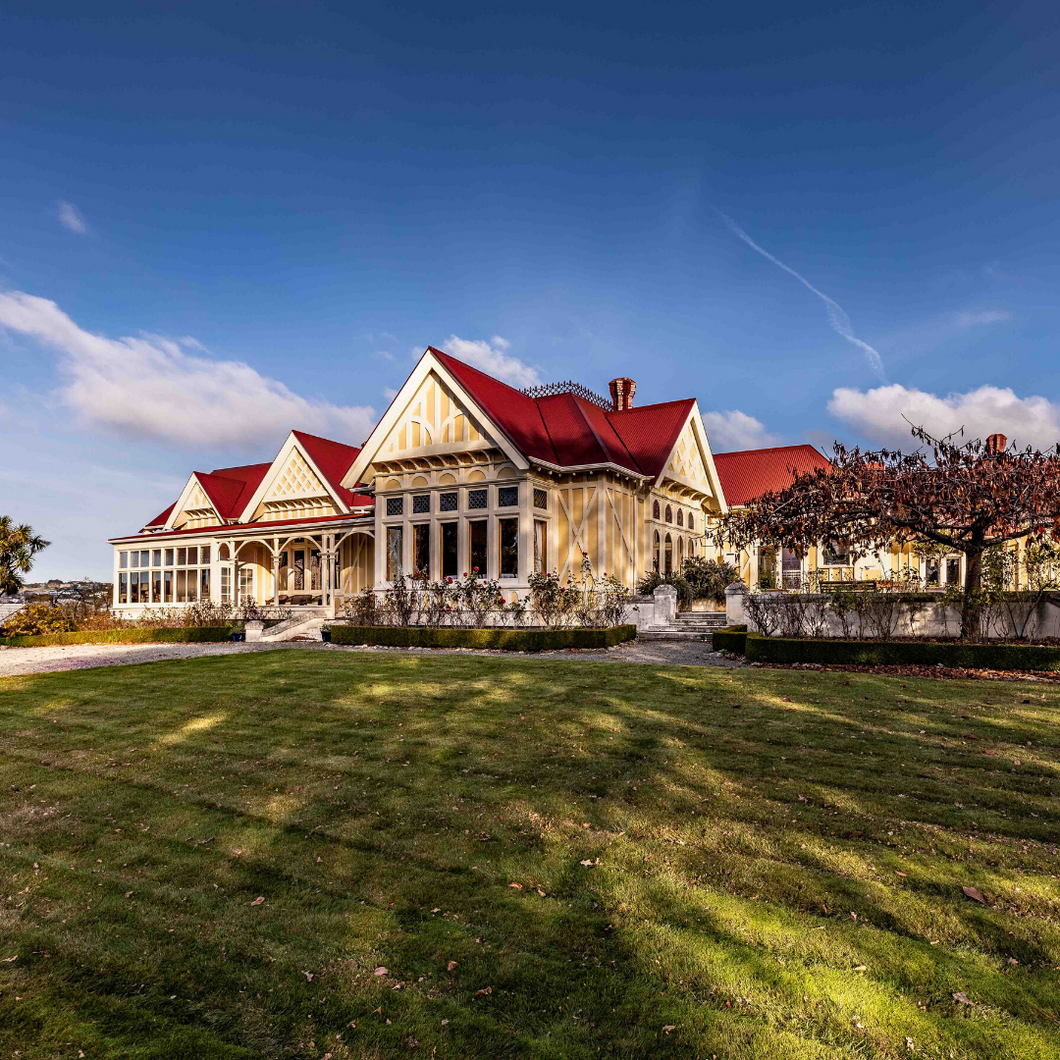 Luxury at an affordable price - Pen-y-bryn Lodge - Oamaru