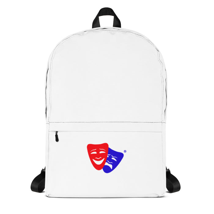 Acting Face Backpack - Actorswood Official