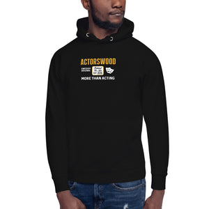 More Than Acting Hoodie - Actorswood Official