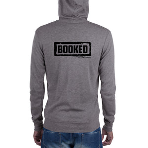 Booked Zip Hoodie - Actorswood Official