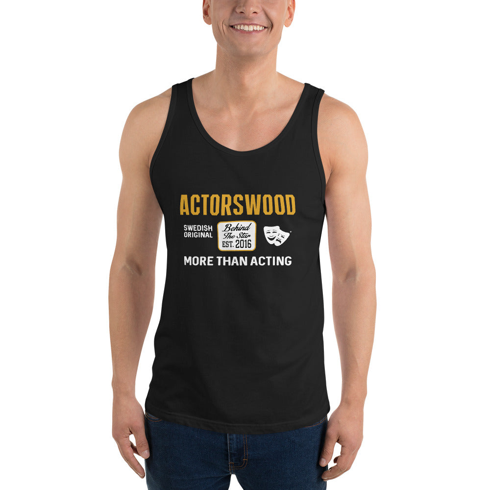 More Than Acting Tank Top - Actorswood Official