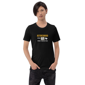 More Than Acting T-Shirt - Actorswood Official