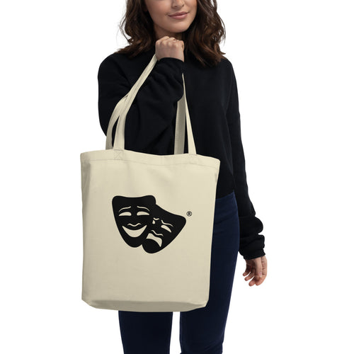 Acting Face B Eco Tote Bag - Actorswood Official