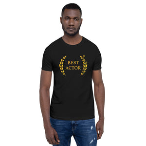 Best Actor T-Shirt - Actorswood Official