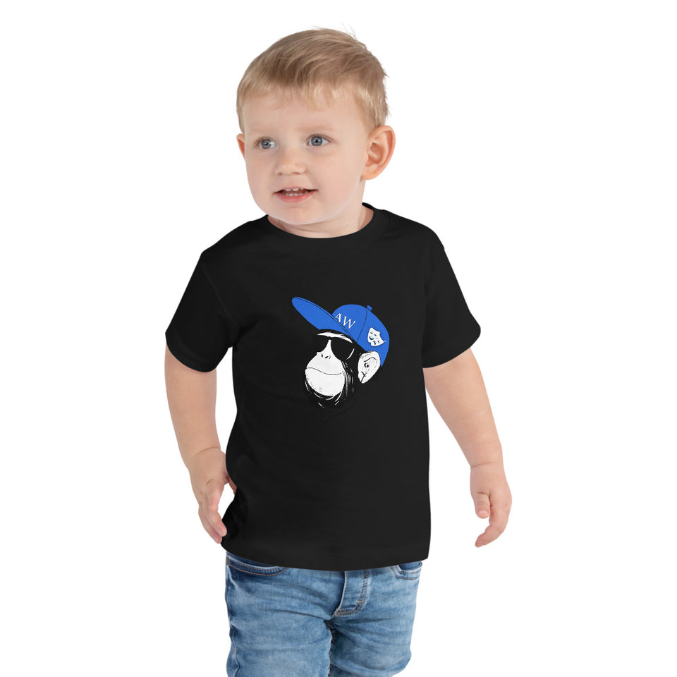Aw Chimp BC Baby T-Shirt - Actorswood Official