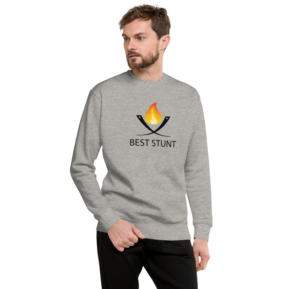 Best Stunt Sweatshirt - Actorswood Official